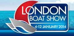 London Boat Show on stand E163