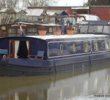 Wide Beam with Mooring Just Added