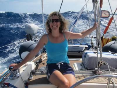 Spirit of Penmar - Atlantic trip 21 days