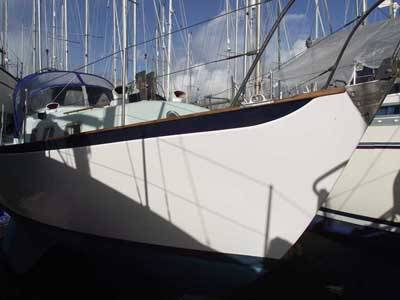 Seadog 30 ketch new to the market