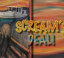 A Scream'n Deal...