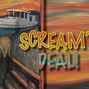 A Scream'n Deal...