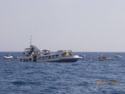 Diving in Cyprus - new wrecks for Limassol