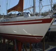 A lovely, spritely Swede. New to the market Scanmar 33 for sale