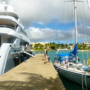 Capibara - Super yachts and US visa