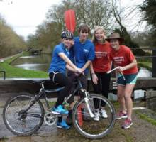 How to Use Your Local Canal to Raise £5000