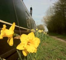 4 Great Days Out on the Grand Union this Spring