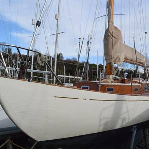 A true classic – Restored Buchanan 35' Yeoman MKII For Sale