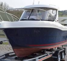 Nearly new Arvor 215AS for sale