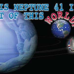 This Neptune 41 Is Out Of This World!