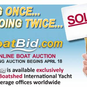 Going Once...Going Twice... SOLD!