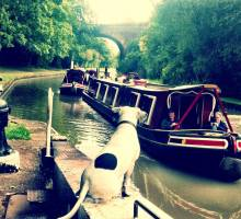 Memories of the Grand Union Canal