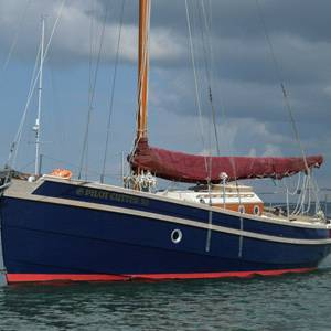 New To the Market - Cornish Crabber Pilot Cutter 30 for sale