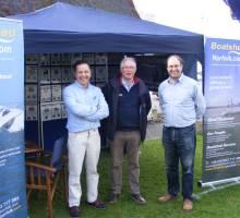 Horning Boat Show, Norfolk