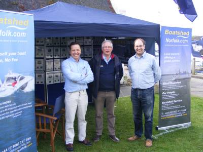 Horning Boat Show, Norfolk