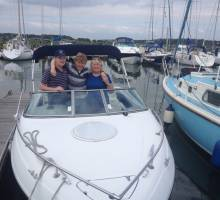 Another Happy Customer at Boatshed Chichester