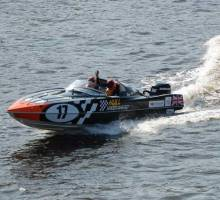 P1 RACING DEBUT FOR HULL SPEED AHEAD SPONSORED BY BOATSHED YORKSHIRE