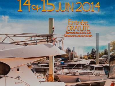 Salon nautique de Chalon/Saône 14&15 Juin