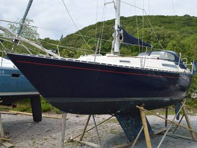 New to the market - Sadler 32 for sale