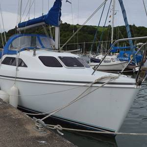 For Sale - Hunter Ranger 245