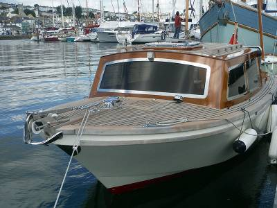 For Sale - Bespoke Classic Motorboat
