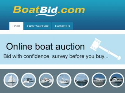 Next boat auction - Now accepting entries