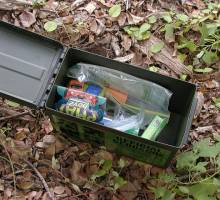 How to go Geocaching Without Leaving the #Canal