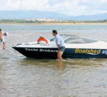 Boatshed Algarve - Gentlemen and Yacht Brokers