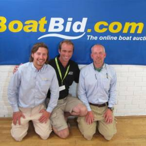 BoatBid launches - the most exciting thing to hit used boat sales since Boatshed!