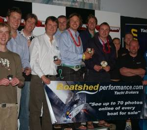 Boatshed.com victorious again - this time at Go-Karting!