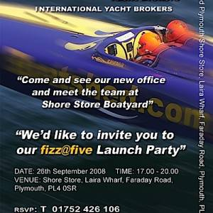 Launch of new office - Boatshed Plymouth