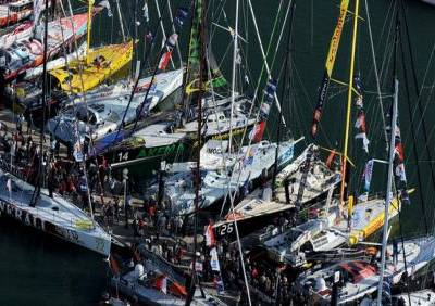 Vendee Globe begins 2008