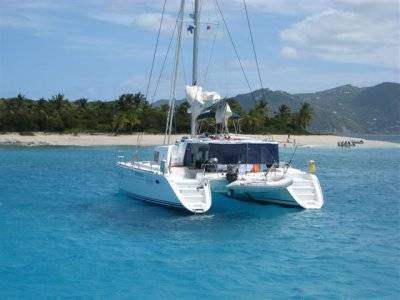 Sunshine boosts boat sales