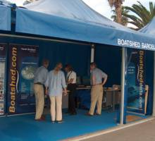 Fizz at Five at Barcelona Boatshow!