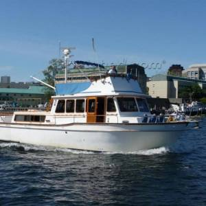 Fast Fishers, Trawlers Yachts, Motor Cruisers up for auction