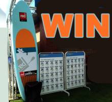 Win an inflatable Paddleboard worth over £800.00