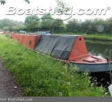 I Bought a #Narrowboat for Just ONE POUND!