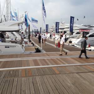 PSP Southampton boat show 2014