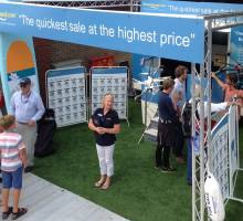 Meet the Boatshed Team at the PSP Southampton boat show