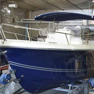New to the market - White Shark 265