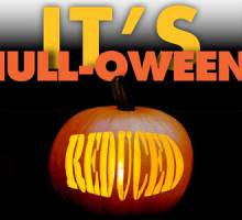 It's HULL – OWEEN!