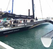 Route du Rhum - Day 4 sees more repairs La Coruna