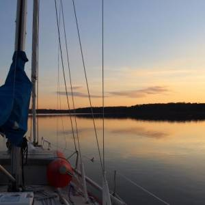 Danish SV Capibara - Survival course at sea?