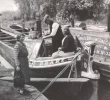 England's Sad Loss of a Dedicated Boatwoman