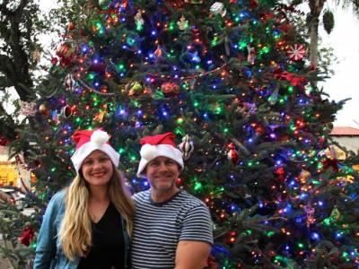 Danish SV Capibara - Christmas in Florida