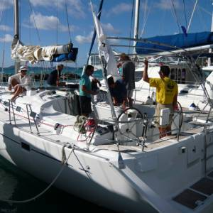 Boatshed British Virgin Islands starts the BVI Spring Regatta