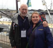 Sir Robin Knox-Johnston receives sailing honour