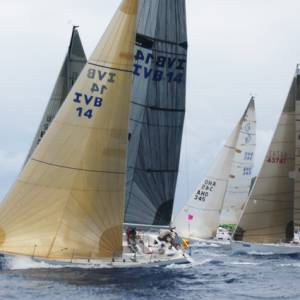 The BVI British Virgin Isles Spring Regatta 2009