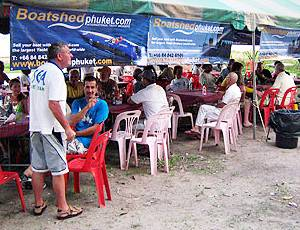 Boatshed Phuket sponsors 3rd AO Chalong Yacht Club Race