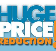 HUGE PRICE Reduction…..